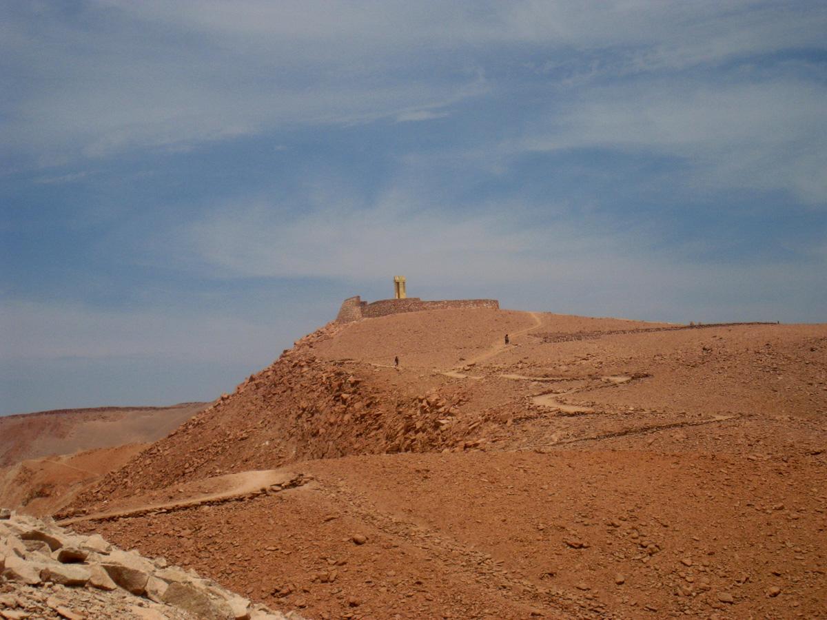 Mirador de Pukará