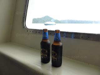 Relax en el ferry