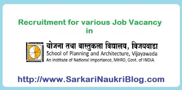 Naukri Vacancy Recruitment SPA Vijayawada