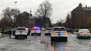 2 DC Security Officers Critical After Attack at National Shrine