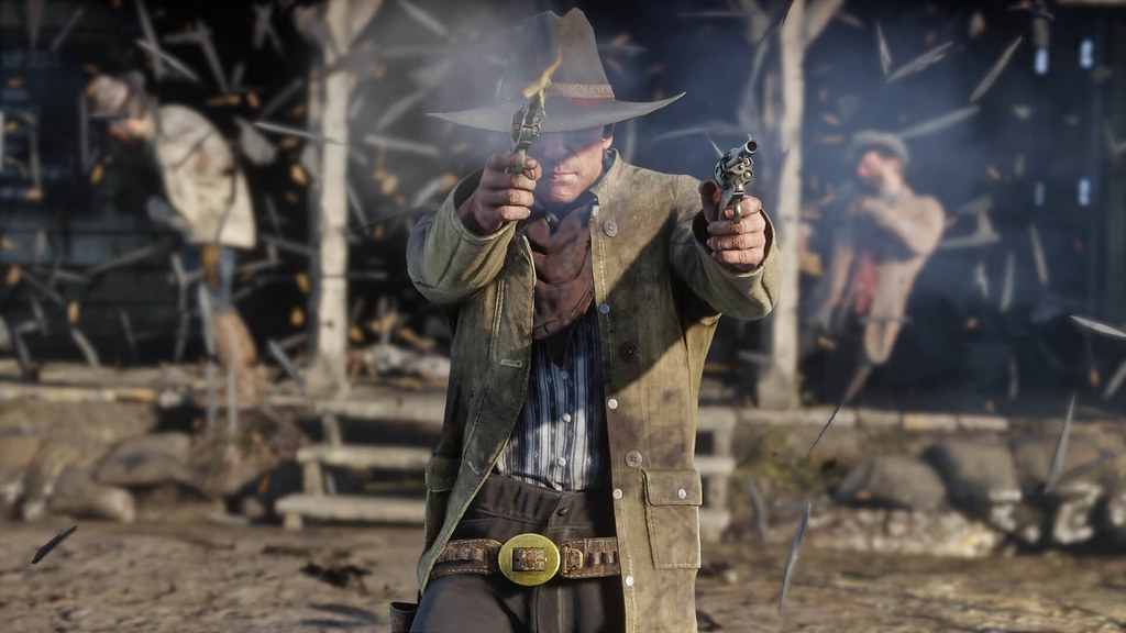 Red Dead Redemption 2 officially arrives for PC on November 5, 2019