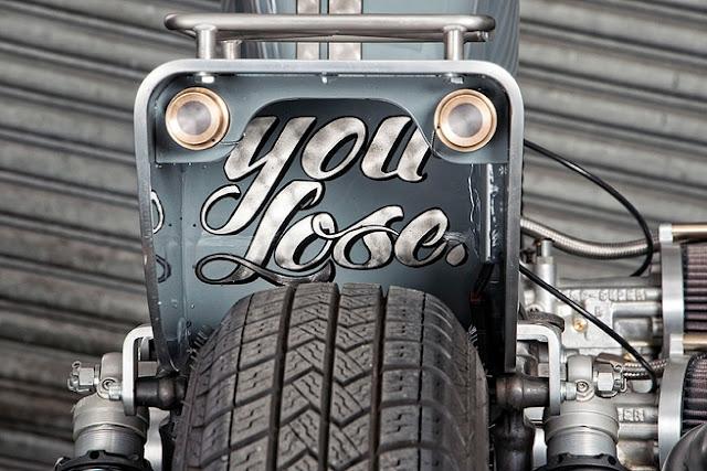 Harley Davidson By SLNYCinc Hell Kustom