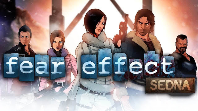 Fear Effect Sedna PC Game Free Download