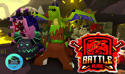 Download Game Battle Flare Mod Apk v1.16 Unlimited Coins dan Gems
