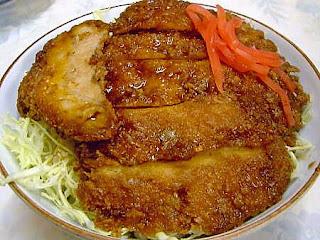 ソースカツ丼 / 宇佐美食堂 (会津若松市)