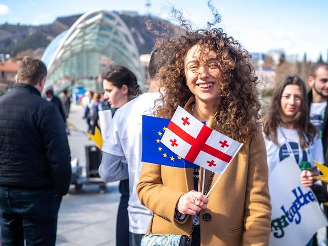 Поздравляю с днем независимости Грузии