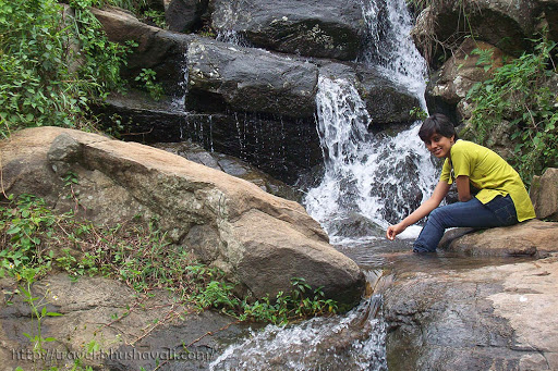 Streams in Yercaud hills