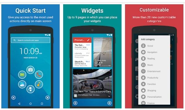 Aplikasi Tema HP Terbaik untuk Android 10