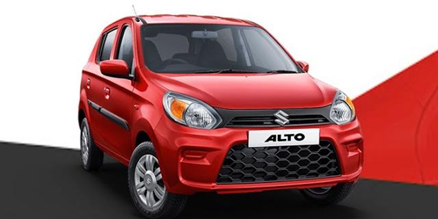 MARUTI ALTO 800 स्मार्ट बन गई, लग्जरी कारों जैसे फीचर लेकिन कीमत वही पुरानी