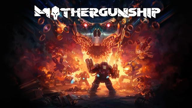 """""""Mothergunship"""" Game bắn súng Đạn Địa Ngục 2018"""