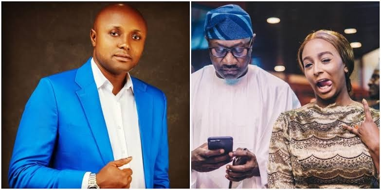 """Welcome To Ladun Liadi's Blog: """"I will apologise to Otedeola's gateman if  necessary"""" — Israel DMW blows hot"""