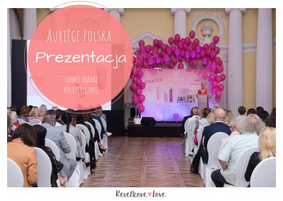 Auriège PARIS. Czas jest kobietą. Nowa marka kosmetyczna na polskim rynku!
