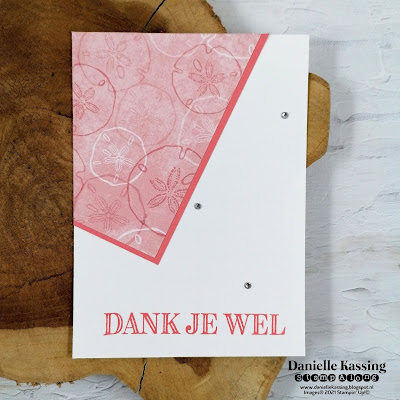Stampin' Up! DSP in de hoofdrol