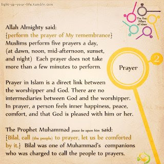 pillar of islam shalat