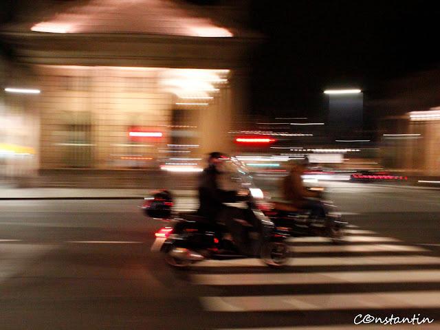 Bergamo - motociclisti - impresionism-miscare cameră-blog FOTO-IDEEA