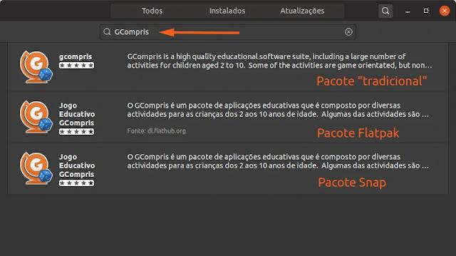 linux-informatica-educação-criança-jovem-idoso-jogos-games-educativos-logica-aprendizado-ti-ubuntu-mint-snapcraft-snap-flathub-flatpak