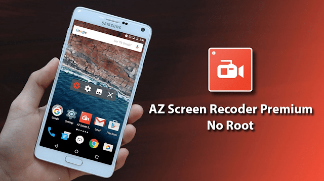 Download AZ Screen Recorder Premium v5.4.4 Apk