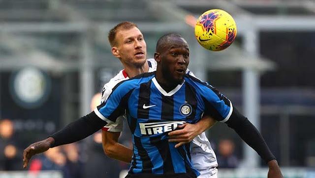 Video Cuplikan Gol: Inter Milan 1-1 Cagliari (SerieA)