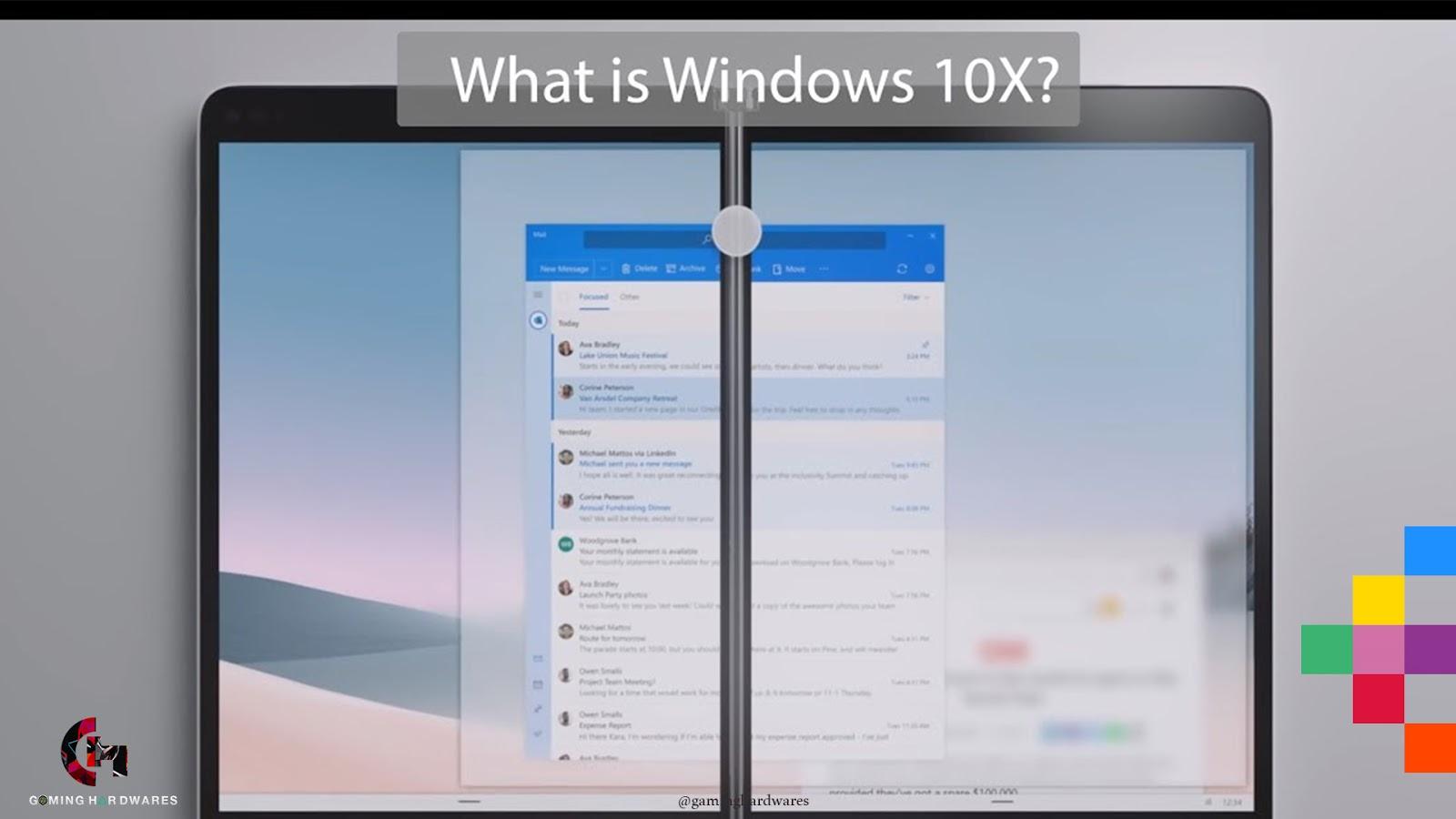 windows 10x release date