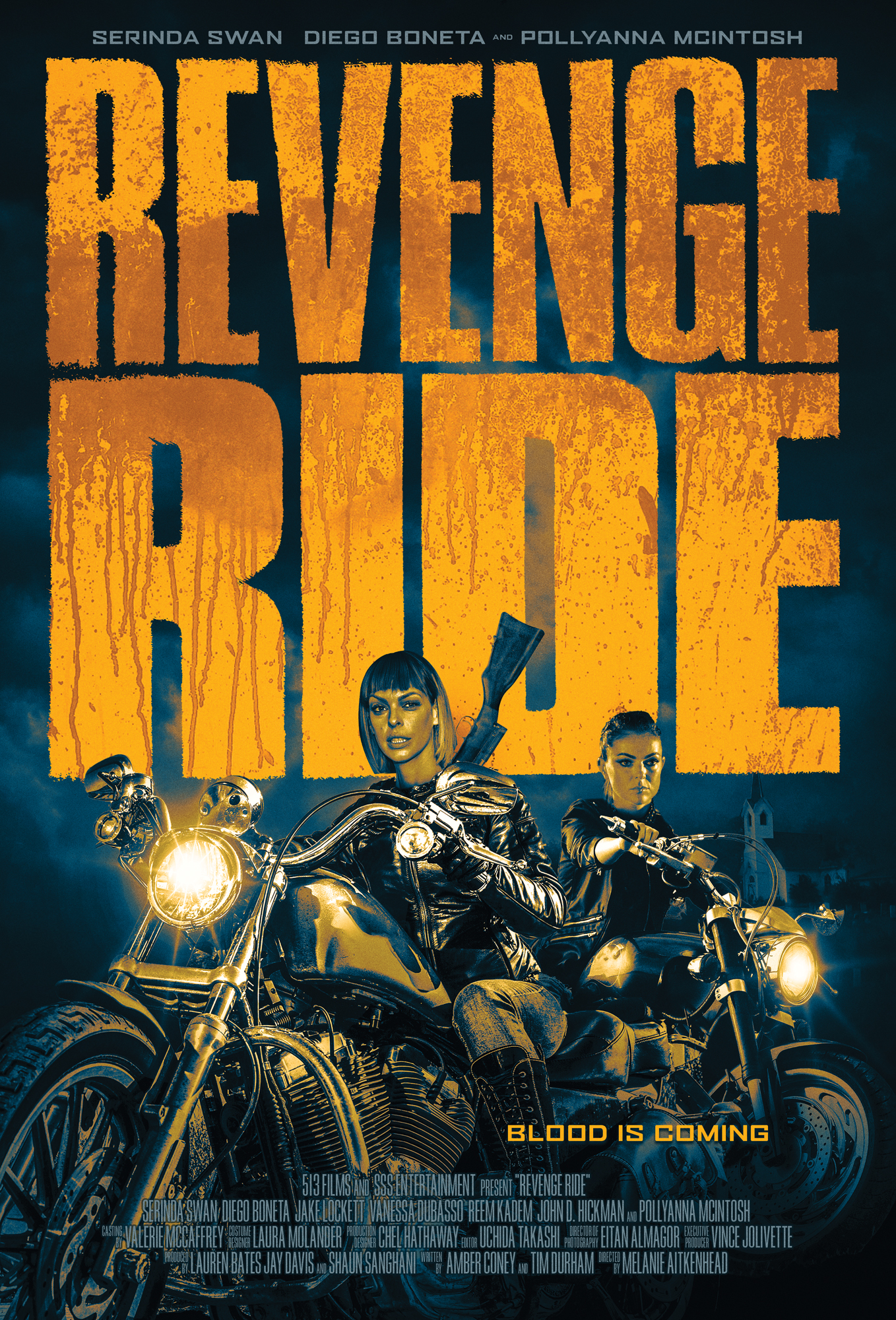 Revenge Ride (2020) | Horror Film Review