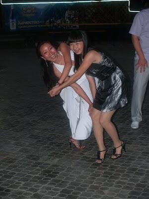 alleine tanzen gehen