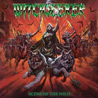 "Ο δίσκος των Witchseeker ""Scene of the Wild"""