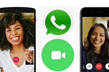 WhatsApp Sekarang Bisa Video Call 8 Orang, Begini Caranya