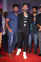 Pujita Ponnada in transparent sky blue dress at Darshakudu pre release ~  Exclusive Celebrities Galleries 030.JPG