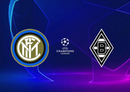 Internazionale vs Borussia M'gladbach -Highlights 21 October 2020