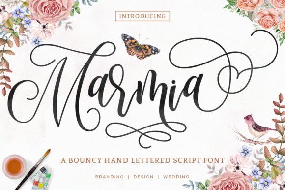 Marmia Font