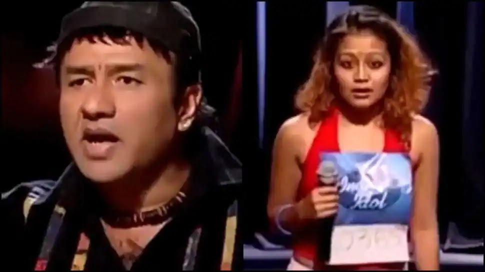 Neha Kakkar's Voice forced Anu Malik to slapped himself, video goes viral