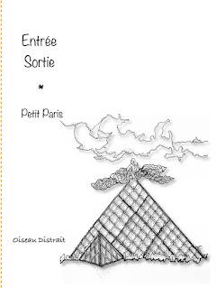 New release Entrée Sortie ebook cover by Oiseau Distrait