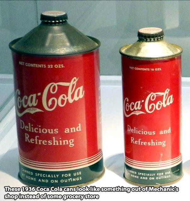 1936 Coca Cola Can