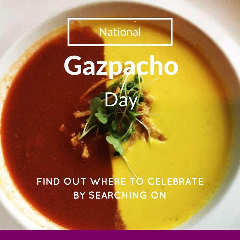 National Gazpacho Day Wishes for Whatsapp