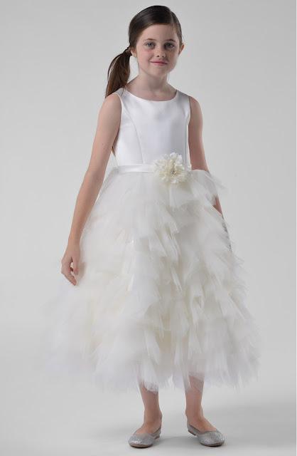 vestidos cortos de primera comunion