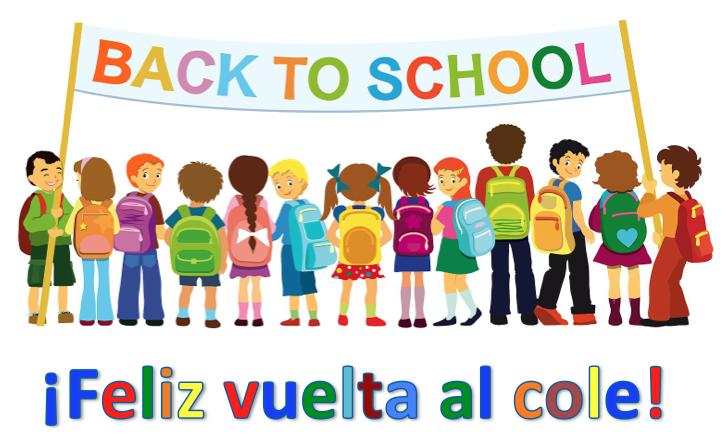 Vuelta Al Cole Divertida Iv Con El Cubo De Actividades: Colegio Miguel Bravo