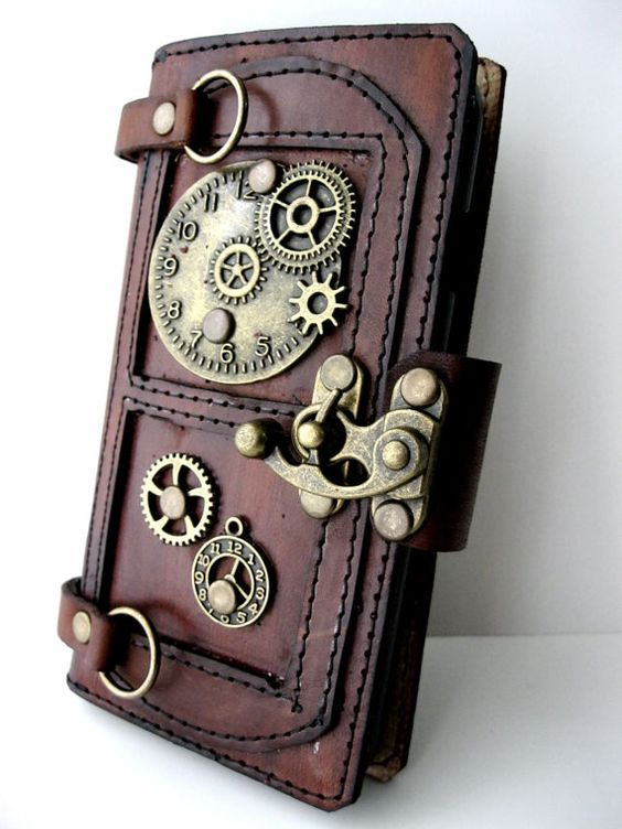 steampunk cover for smartphones