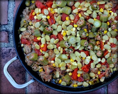 Old-Fashioned Southern Brunswick Stew