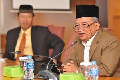 MUI: Untung Umat Islam Jakarta Sudah Dewasa, Kalo di Pakistan Ahok Sudah Dibunuh