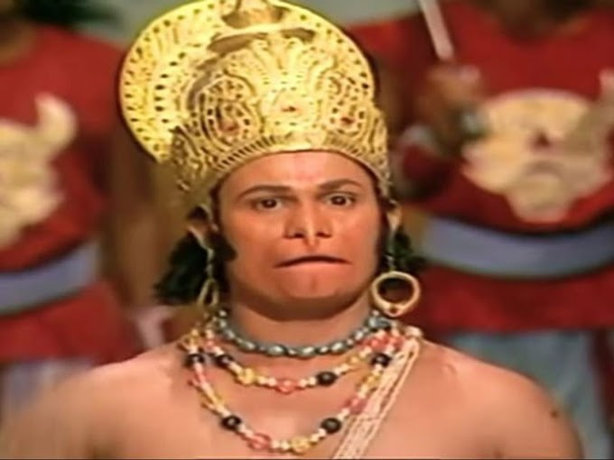 Bashir Khan Biography in Hindi, who played Angad role in ramayan
