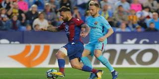 موعد مباراة برشلونة وليفانتي السبت 27-04-2019 ضمن الدوري الاسباني والقنوات الناقلة