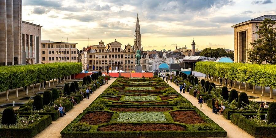 Bruselas, ciudades europeas donde viajar