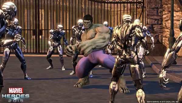 Marvel Heroes 2015 Download For Free