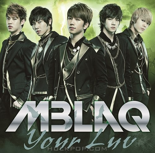 MBLAQ – Your Luv (Japanese) – Single (FLAC)