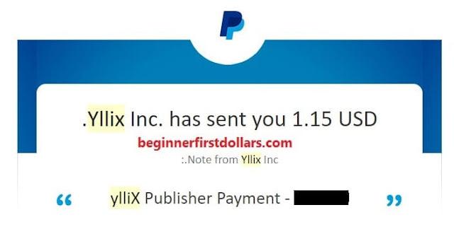 is Yllix legit or scam adsense alternative