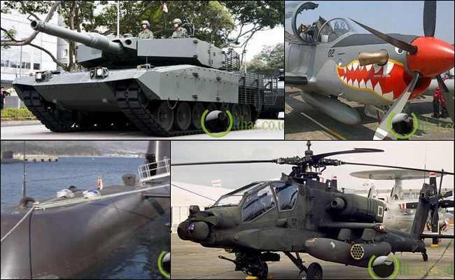 5 Peralatan Perang Tercanggih Tentara Nasional Indonesia