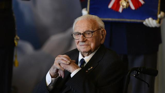 Он спас 669 еврейских детей во время Холокоста: подвиг сэра Николаса Уинтона