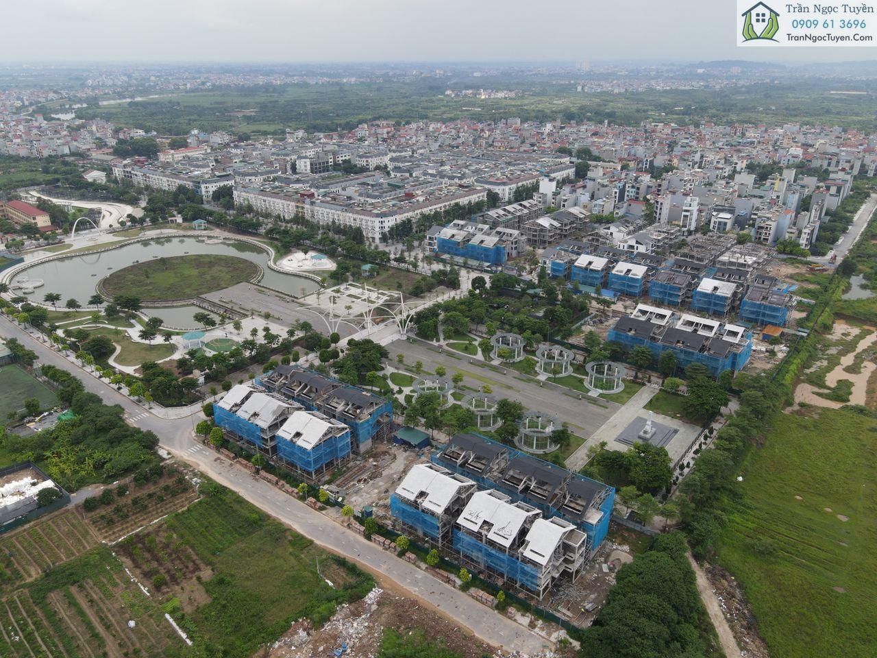 biệt thự Nam Cường Khu D Sol Lake Villa