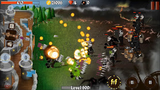 Grim Defender Castle & Tower Defense v1.60 Para Hileli Apk Mod İndir