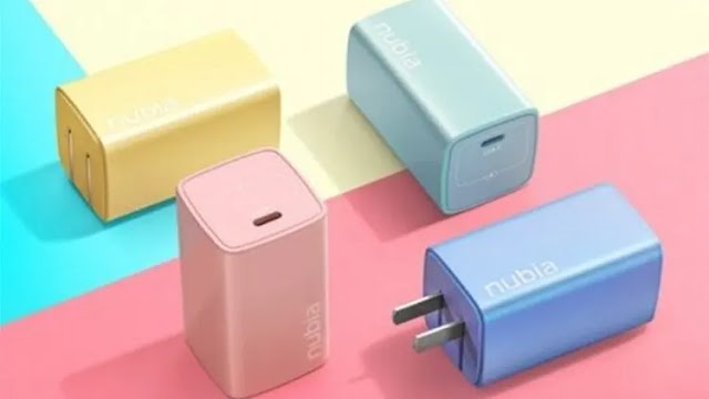 Nubia releases sugar cube 22.5W fast charger: perfect for iPhone 12